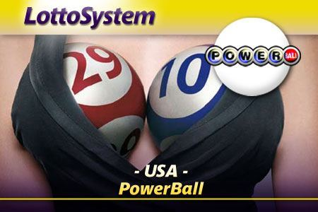 Play American Powerball lottery online