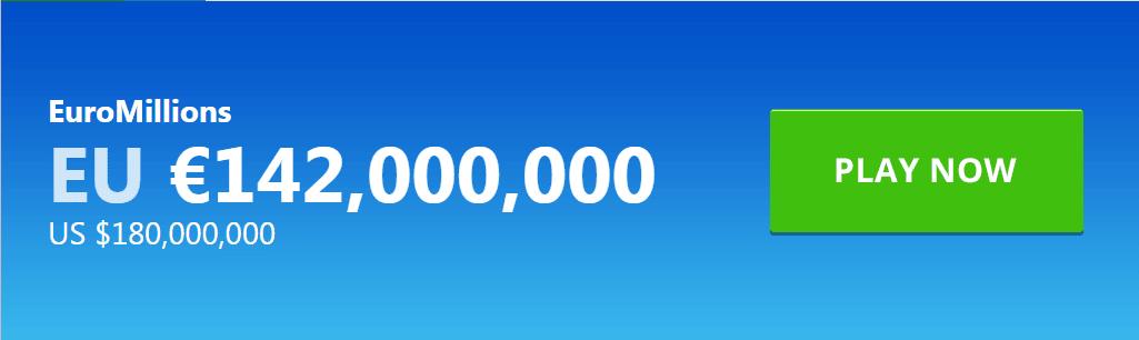 Spill Euro Millions gratis denne tirsdagen
