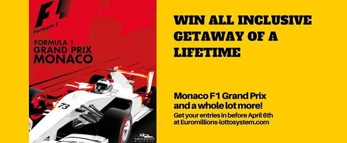 Win a Luxury Trip For 2 To The Monaco F1 Grand Prix