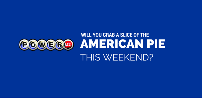 Will you grab a slice of the American Pie this weekend